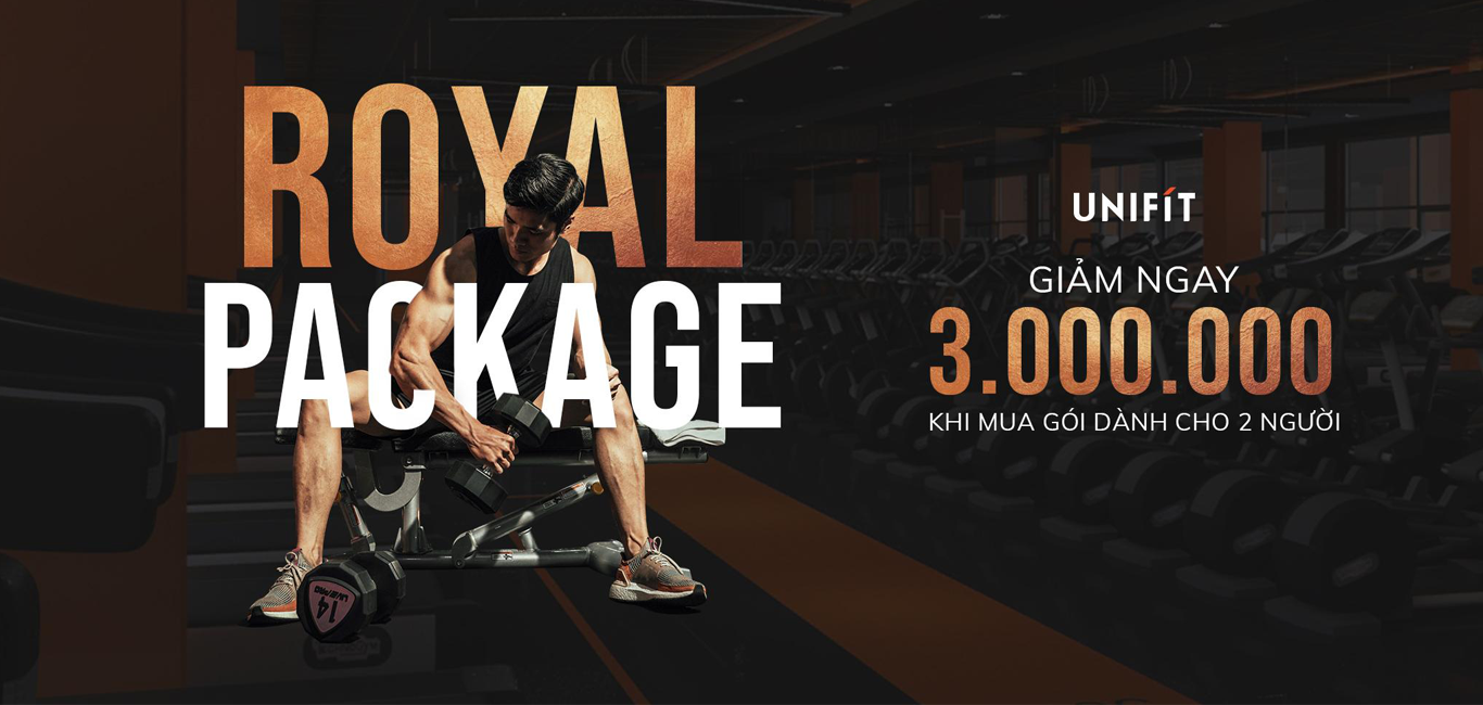 PRMOTION ROYAL PACKAGE